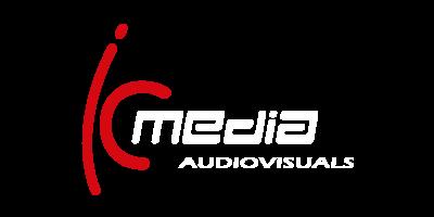 ICMedia Audiovisuals Logo